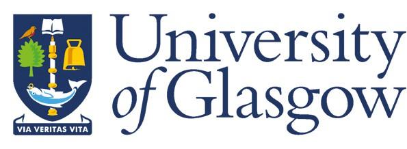Univesity of Glasgow logo